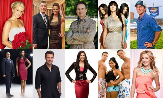 Reality shows from e
