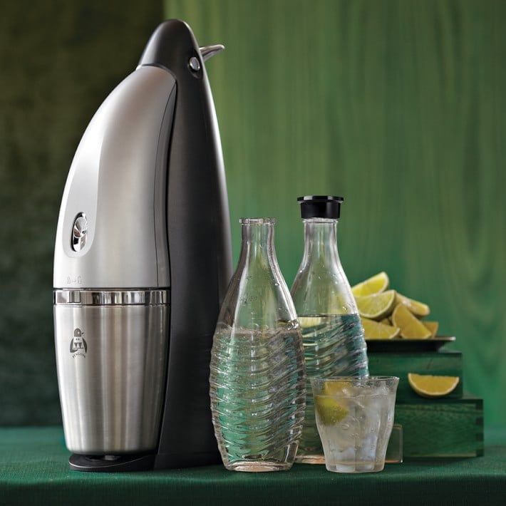 S & D Auto >> SodaStream Penguin Sparkling Water Maker | Best Fitness ...