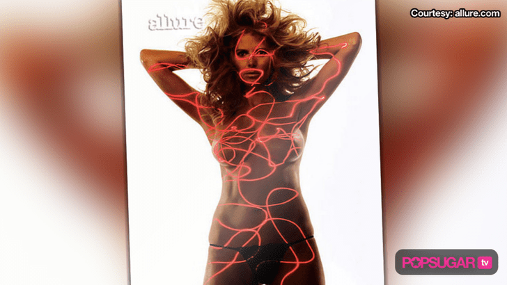 Who Went Nude for Allure's 'Naked Truth' Issue? - Yahoo