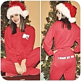 Victoria Justice looked picture-perfect in her MTV onesie.