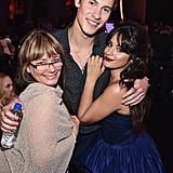 Sinuhe Cabello, Shawn Mendes and Camila Cabello