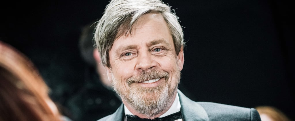 "Mark Hamill Had the BEST Advice For a Girl Who Was ""Scared"" to Wear a Star Wars Shirt to School"