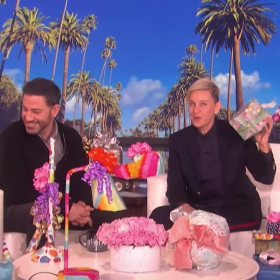 Jimmy Kimmel's Video For Ellen Degeneres's Birthday 2019