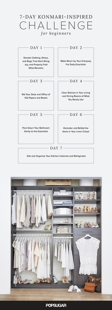 KonMari Method Organizing