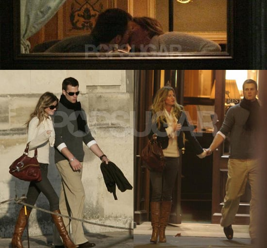 Tom Whisks Gisele Away On Conveniently Timed Tabloid-Free Weekend in Paris