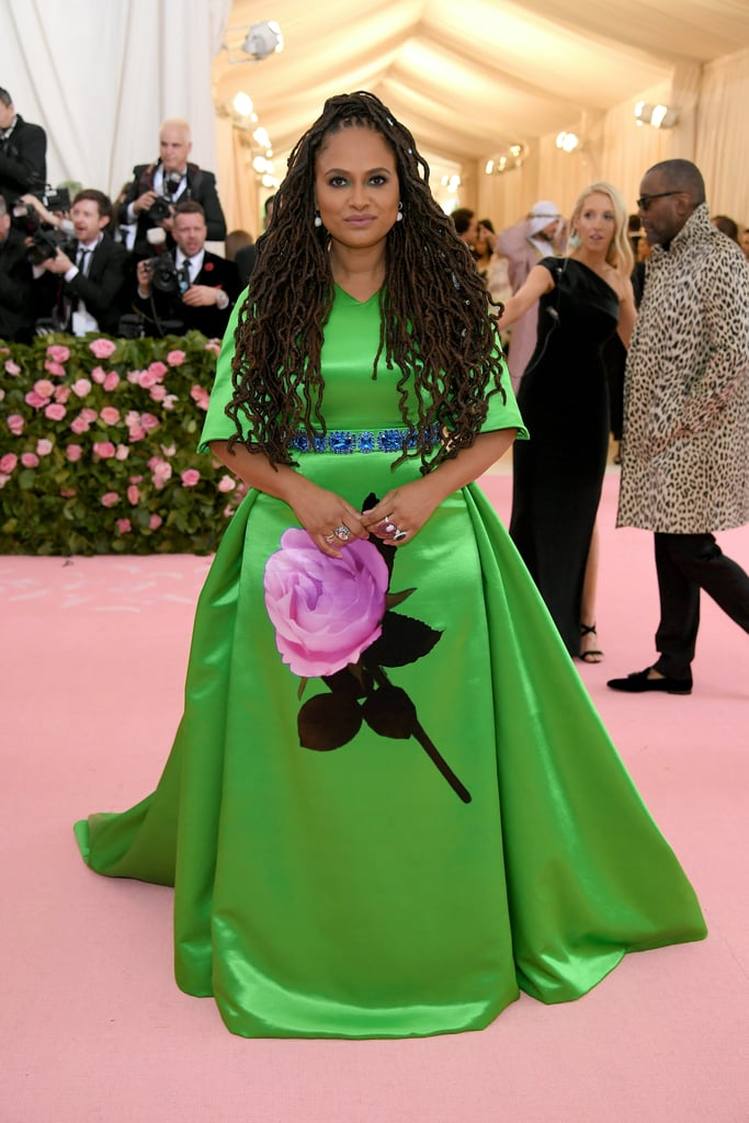 Ava DuVernay at the 2019 Met Gala