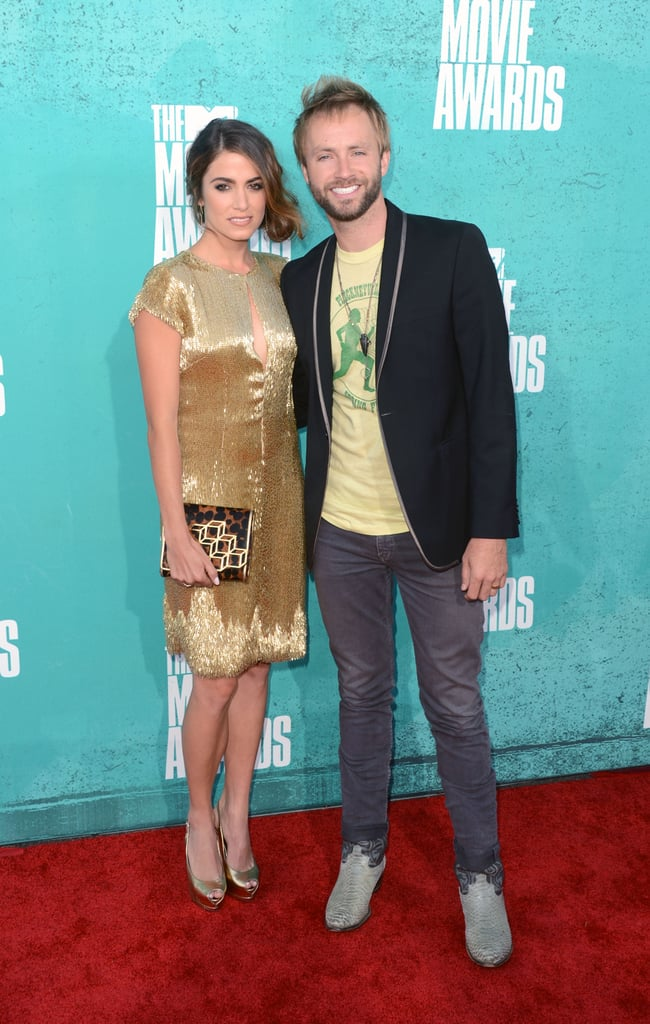 Nikki Reed and Paul McDonald