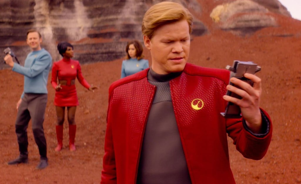 Is Matt Damon in Black Mirror?