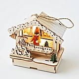 Light-Up Village Ornament