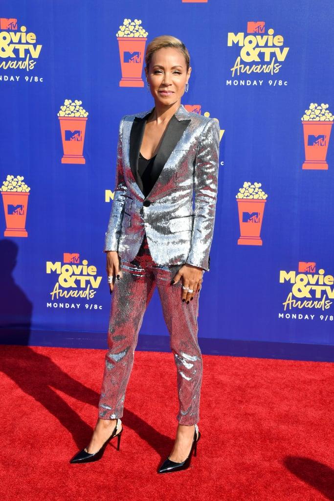Jada Pinkett Smith at the MTV Movie & TV Awards