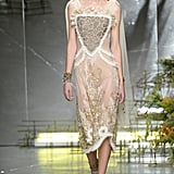 The Rodarte dress was pretty magical at the show, too, and it's no wonder stars couldn't wait to shop this collection.