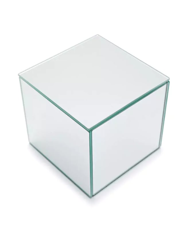 Forever 21 Mirrored Storage Cube