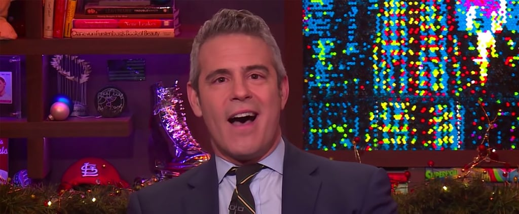 Andy Cohen Announces He's Going to Be a Dad on WWHL