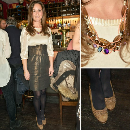 Shop Pippa Middleton's Jewellery Party Style