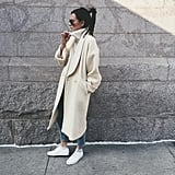 Oversize With a Long Coat