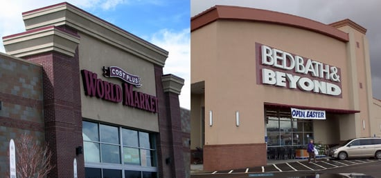 Cost Plus Pilots Food Sales at Select Bed Bath & Beyond Stores