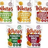 Whisps Cheese Crisps 100% Cheese Crunchy Assortment