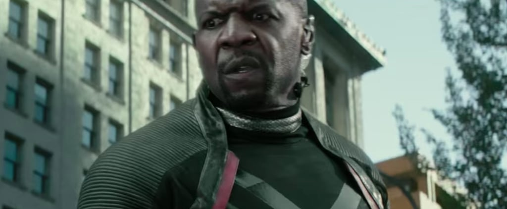 Who Does Terry Crews Play in Deadpool 2?
