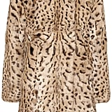 Consider this animal-print coat your statement maker for the season: it'll come in especially handy while hoofing it to holiday parties. A.P.C. Animal-Print Rabbit Coat ($1,985)