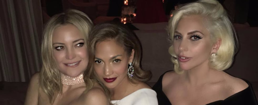 Jennifer Lopez Has the Sexiest Group of Friends EVER