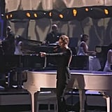 """Alicia Keys and Jay Z Sing """"Empire State of Mind"""" at the 2009 American Music Awards"""