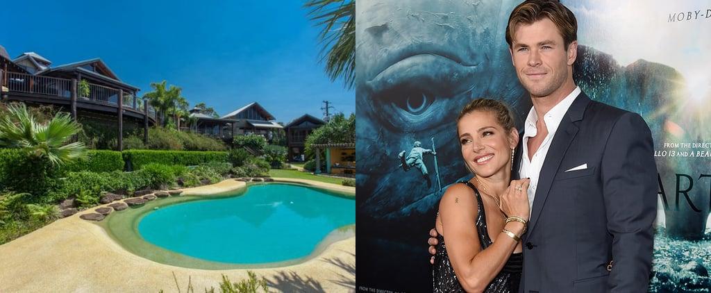 Chris Hemsworth's Byron Bay Home Photos