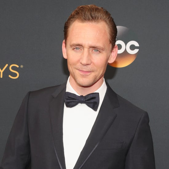 Tom Hiddleston at the 2016 Emmys