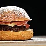 Monte Cristo Burger With Gruyère Fondue
