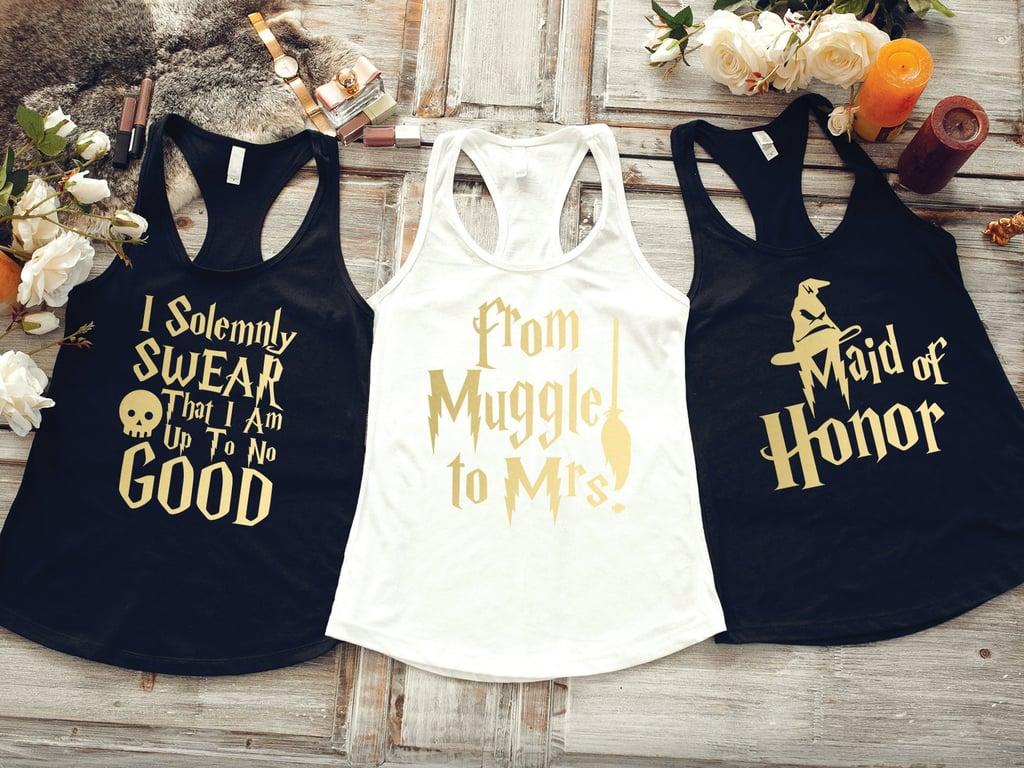 Harry Potter Bachelorette Party Decorations