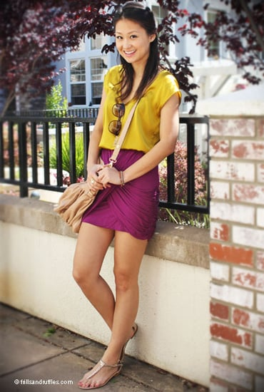 Bright Colors - Street Style