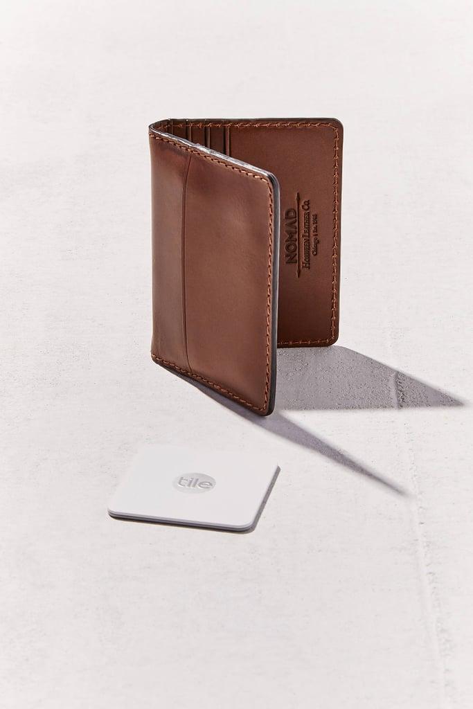 Nomad Tile Wallet