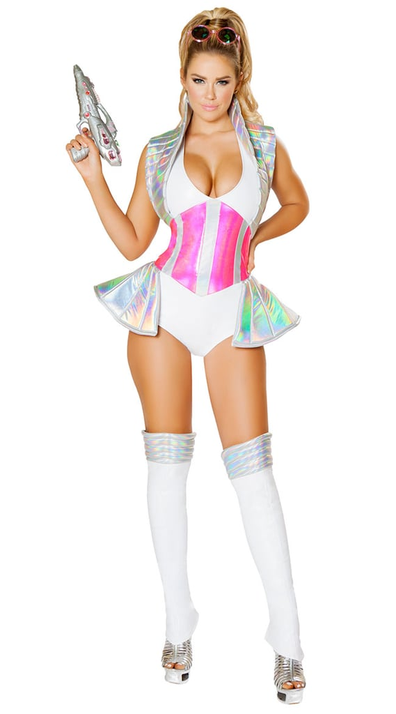 Space Alien Costume 100  Sexy Halloween Costumes To -8808