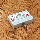 Cassette Earphone Splitter ($5)