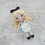 Disney Princess Doll Crochet Pattern — Alice
