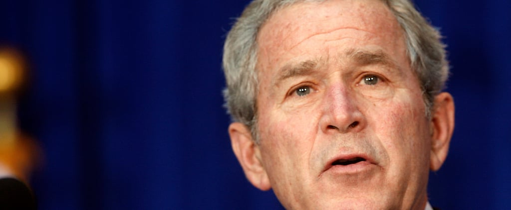 Trump Probably Isn't Going to Like What George W. Bush Has to Say About His Administration