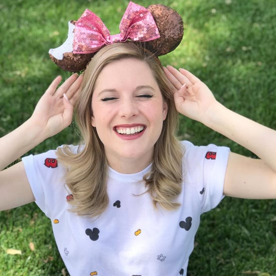 Disney Ice Cream Bar Minnie Mouse Ears