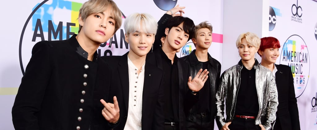 K-Pop Cuties BTS Have Arrived at the AMAs and the World Isn't Ready