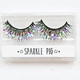 Unicorn Glitter Eyelashes ($9)