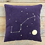 Scorpio Star Sign Pillow ($98)