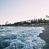 Visit a local beach.