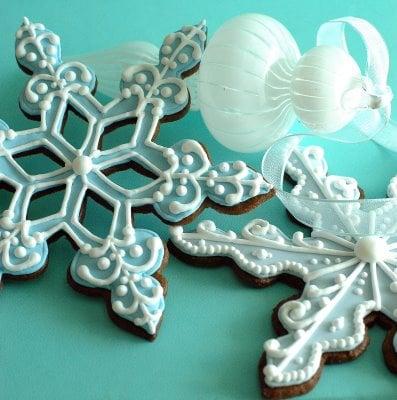 Yummy Link: Precious Snowflake Cookies