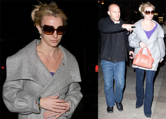 Photos of Britney Spears in LA 2009-01-12 11:00:28