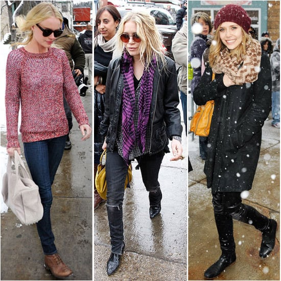 Let's Take a Look Back at The Sundance Film Festival's Best Winter Fashion Moments