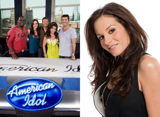 Photos of New Judge on American Idol, Which Starts on ITV2 at 8pm on Thursday 15 January 2009