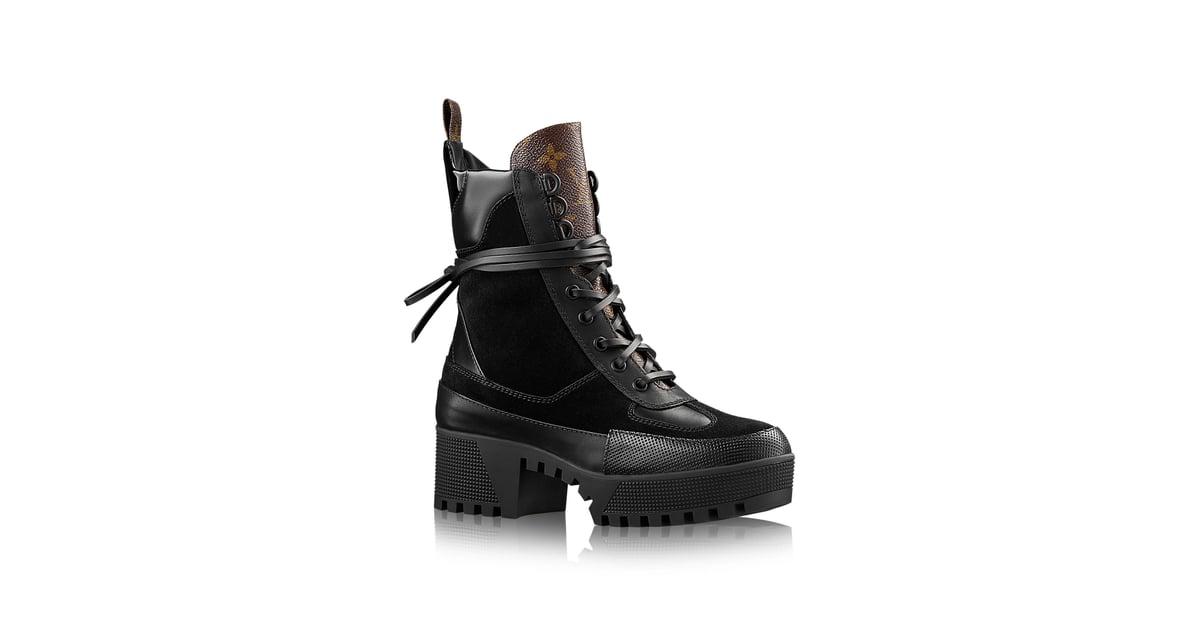 Louis Vuitton Laureate Platform Desert Boot Winter