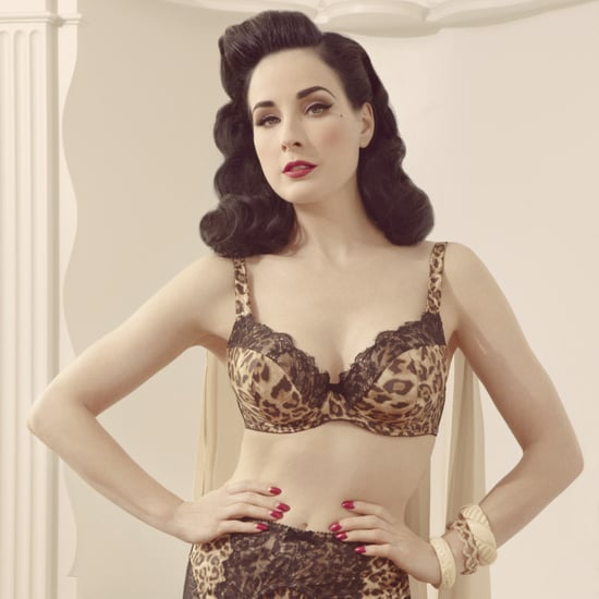 Dita Von Teese Hair and Makeup Tips