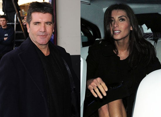 Photos of Simon Cowell and Mezhgan Hussainy Who He Says is The One and He Wants Babies Rumours of Proposal and Engagement