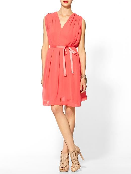 The next time you're facing a steamy Summer day at work, avoid long sleeves or heavy cuts; instead, reach for a light dress like this balletic I.Madeline dress ($47, originally $79).
