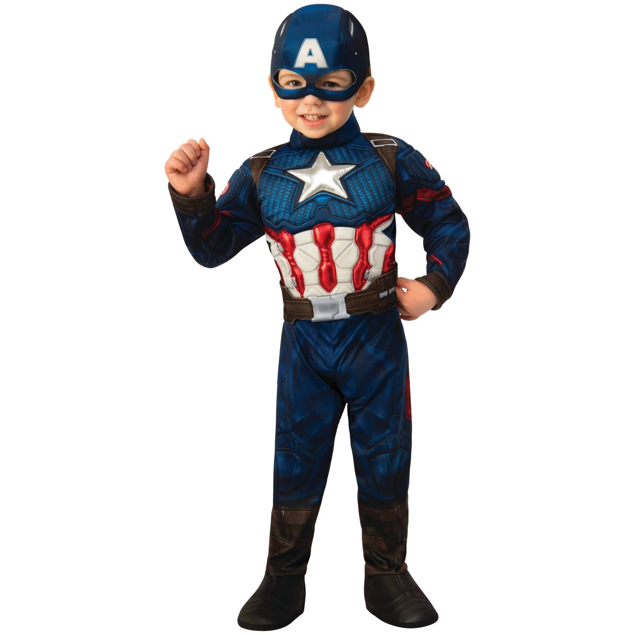 Toddler Boys Marvel Captain America Deluxe Muscle Halloween Costume The 100 Cutest Spookiest Halloween Costumes For Babies And Toddlers Popsugar Family Photo 65 26 results for baby captain america costume. toddler boys marvel captain america