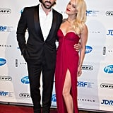 The couple looked red-hot at the 43rd Annual Promise Ball in NYC.